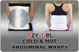 Cold & Hot Abdominal Wraps