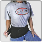 Black Lift Belt