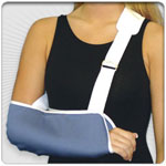 Envelope Arm Sling with Buckle Closure
