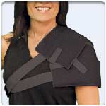 FirstICE Compression Shoulder Wrap w/Quick Release Buckle