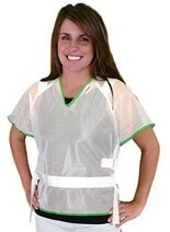 ICU Patient Safety Jacket - Velcro Closure