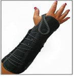 "SideWinder™ Wrist and Forearm Support, 10.5"", MP Flex"