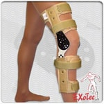 Sized Knee Brace Ultra Lite