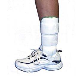 """Cirrus"" Ankle Brace with Inflatable Air Bladder"
