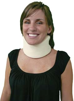 Contour Cervical Collar with Stockinette