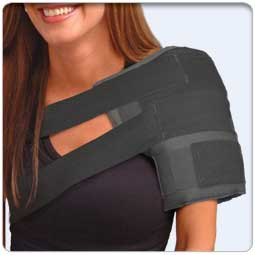 FirstICE Compression Split Shoulder Wrap
