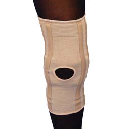 Knee Support with Cartilage Pads