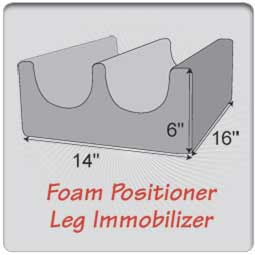 Leg Immobilizer