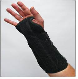 """Talon™ Lacer Wrist and Forearm Support, 10.5"""""""