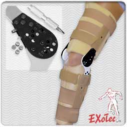 Universal Knee Braces Counter Force